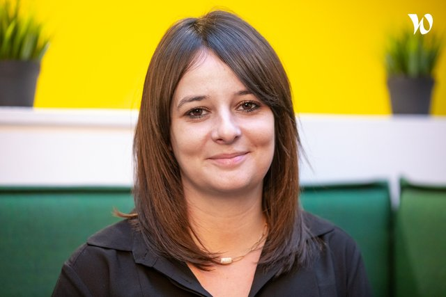 Rencontrez Justine, Responsable Service Client : Sales Support Responsible - EF Education First