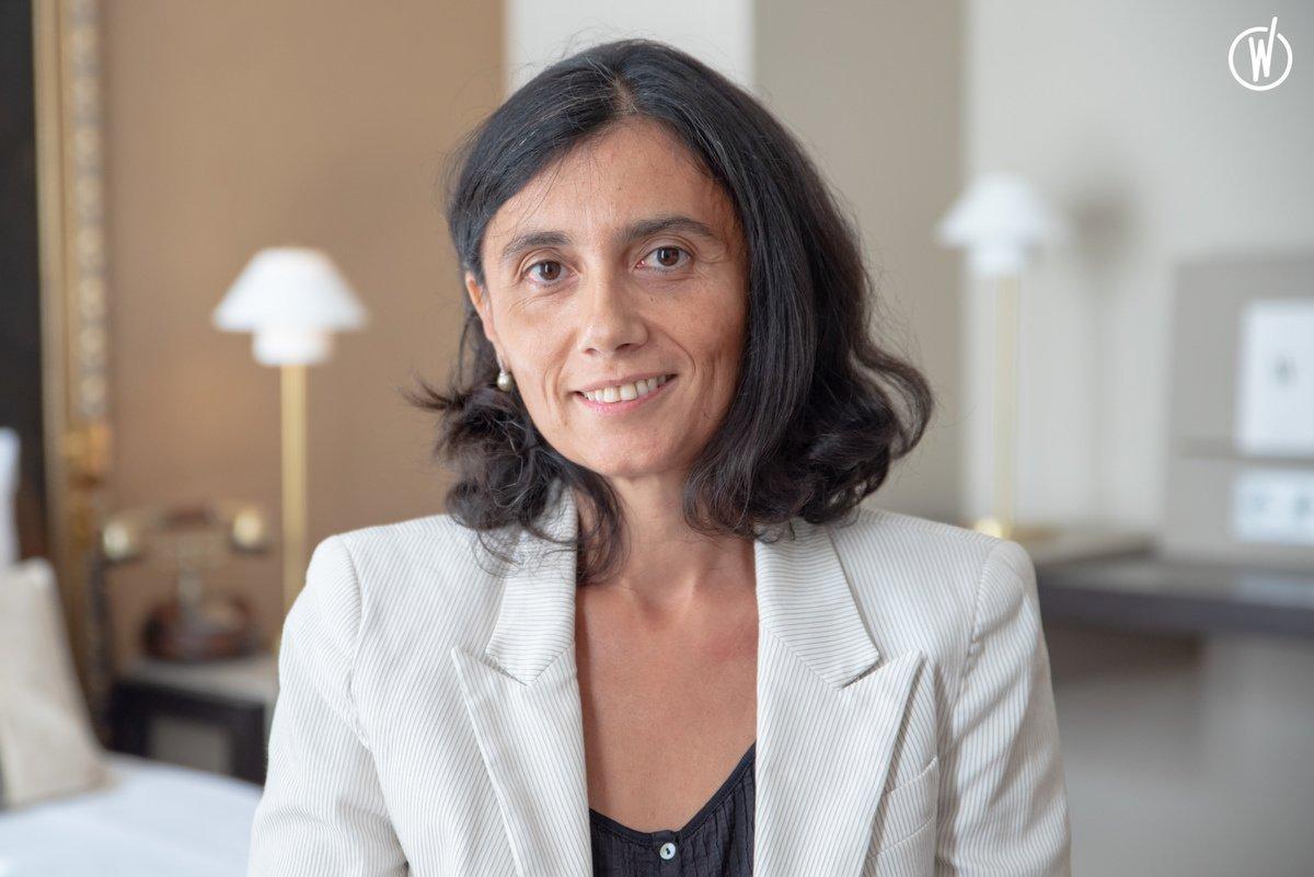 Rencontrez Catherine, Directrice Générale - Inwood Hotels