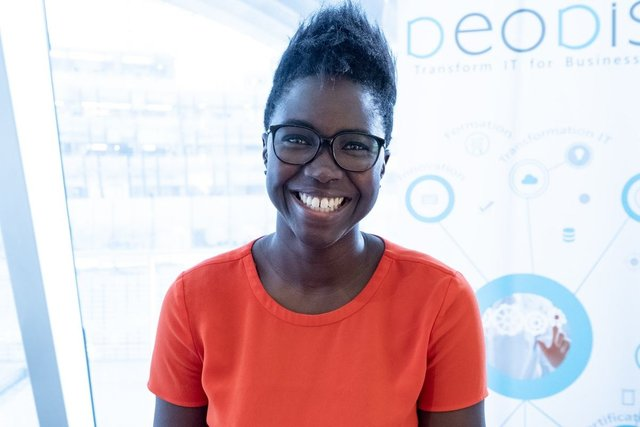 Rencontrez Jessica, Consultante ServiceNow - DEODIS