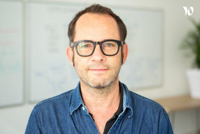 Rencontrez Sebastien, CEO & Founder - YZR