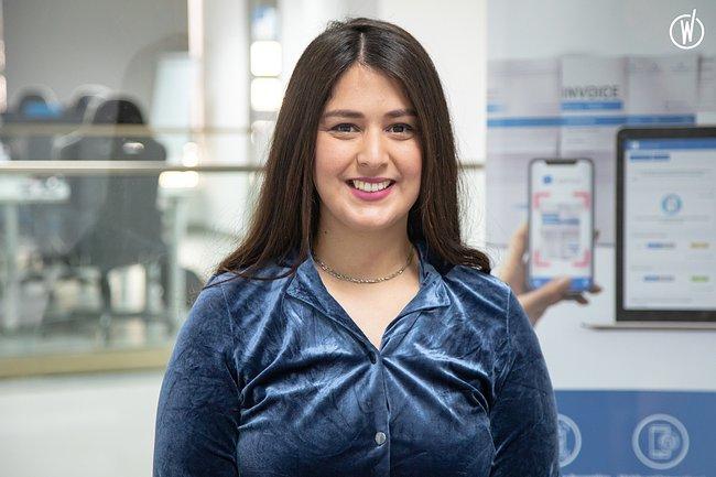 Meet Olfa, Technical Support Agent - Expensya
