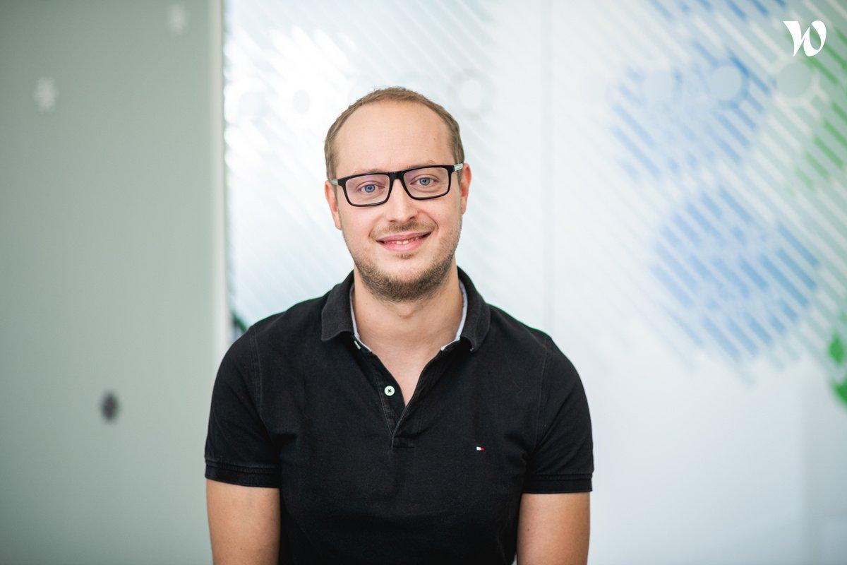 Pavel Turek, Demand Planning Manager - Danone/ Nutricia