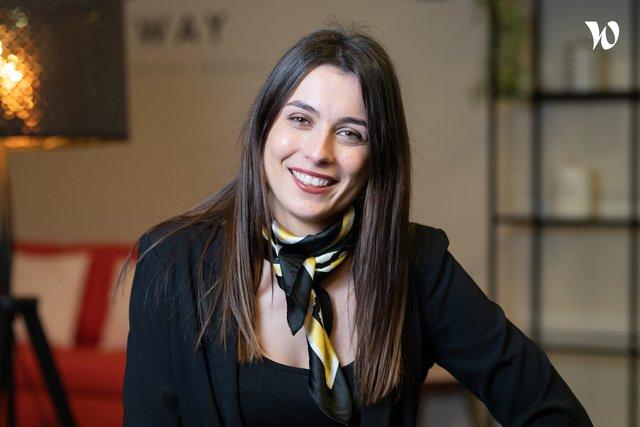 Rencontrez Noémie, Talent Acquisition Specialist - Virage Energy
