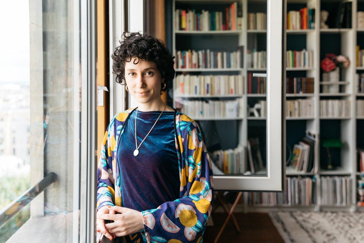 """Interview de Josiane Asmane pour """"Les fleurs de l'âge"""""""