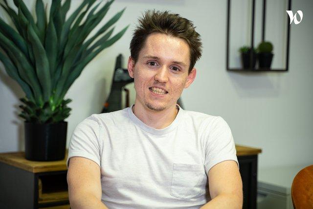 Rencontrez Valentin, Head of Product - Reelevant