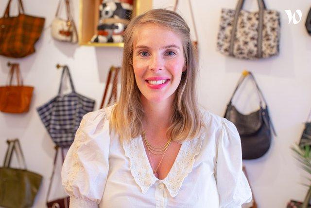 Rencontrez Clémentine Bourdy, Chef de Produit / Responsable des achats - Petite Mendigote
