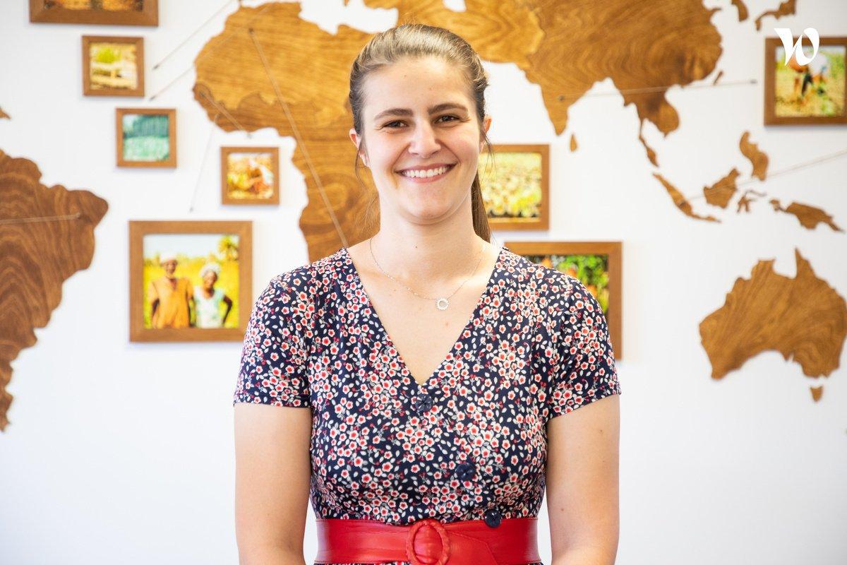 Rencontrez Caroline Bierinx, International Project Manager - Reforest'Action