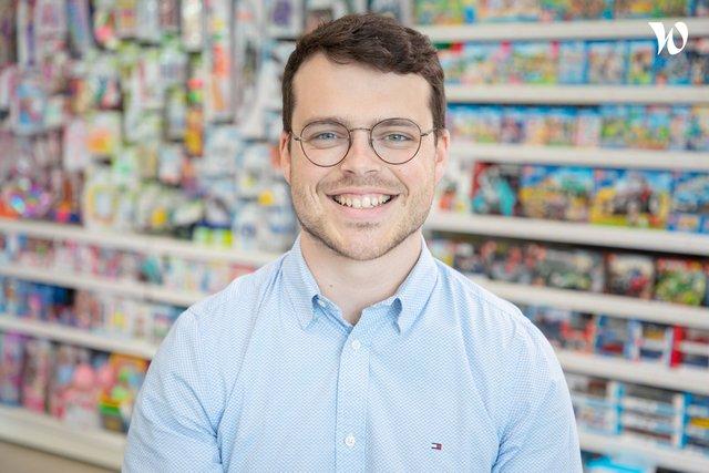 Rencontrez Simon, Chef des ventes - Wdk Groupe Partner