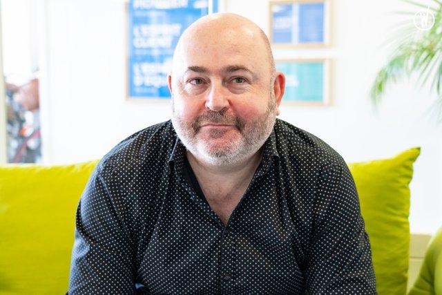 Rencontrez Frédéric, Senior Security & Architecture Lead - Dawex