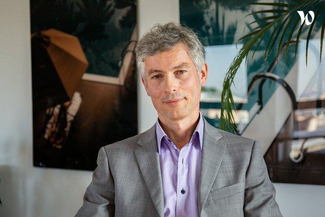Rencontrez Marc-Noel, Président - Skills4all