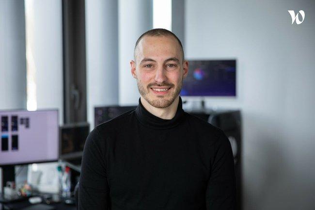 Rencontrez Pierre-Alexandre, CTO - Lanslot