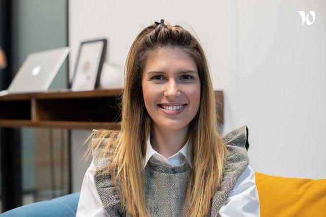 Rencontrez Anaïs, Social Media Expert - Happy to meet you