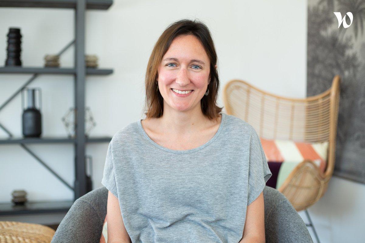 Rencontrez Amélie, VP Product - Indy
