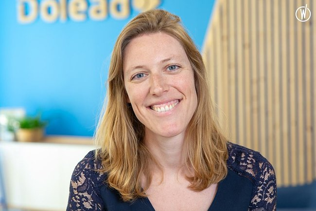 Meet Pauline, Key Account Manager Italy - Dolead
