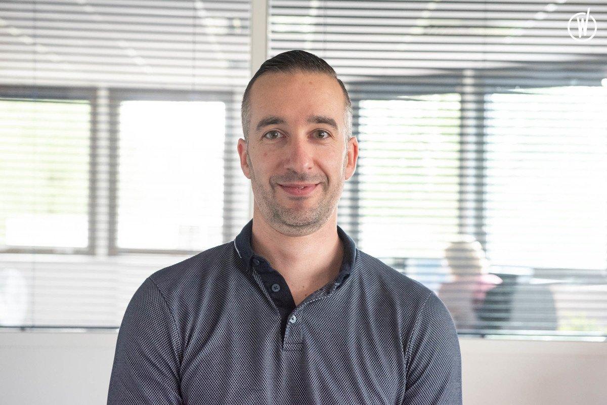 Rencontrez Christophe, Consultant Sénior - iD Systemes