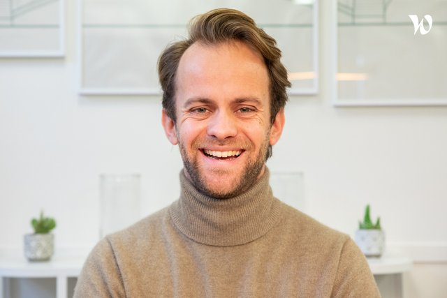 Rencontrez Christoph, Sales Suisse Alemanique - Marigny Capital