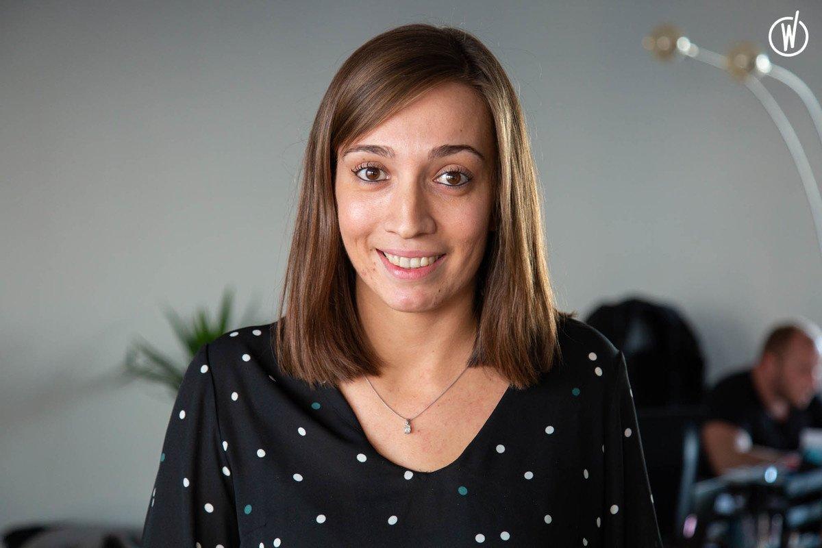 Rencontrez Estelle, Chef de projet événementiel - Weevup