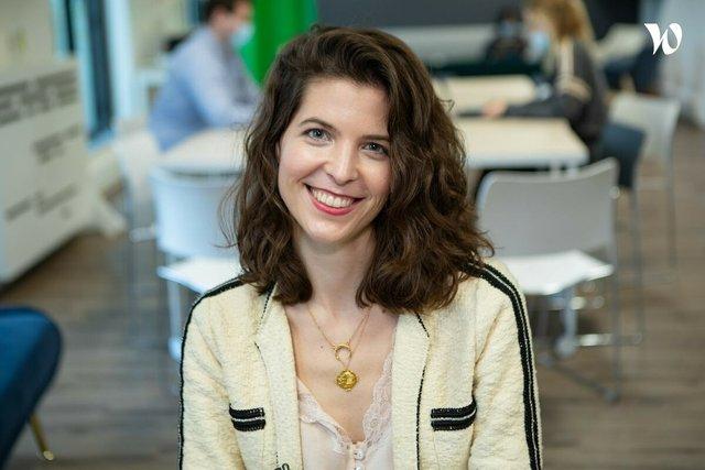 Rencontrez Lindsay, VP - Software Club