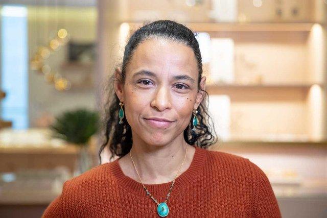Rencontrez Anthea, Responsable du corner Printemps Haussmann - Gas Bijoux
