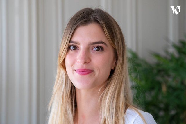 Rencontrez Margaux, Growth & Care Manager - Very Up