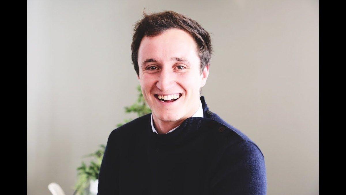 Thomas Bouvard - Réseau Entreprendre Paris