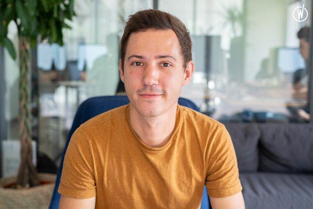 Rencontrez Vincent, CEO & Co-fondateur - Keplr