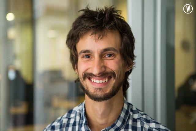 Rencontrez Martin, Développeur Full Stack - Captain Contrat