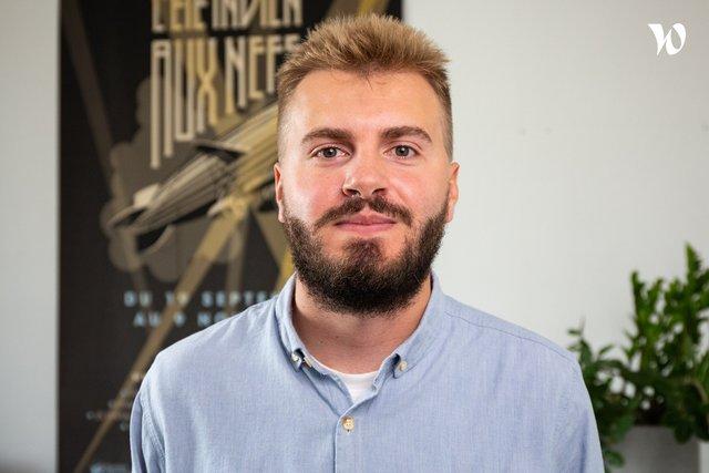 Rencontrez Martin, Chef de projets - Bluexml