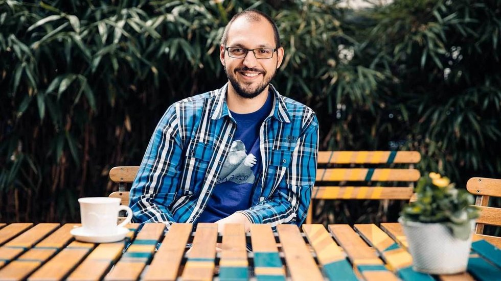 Roman Hájek, Organizátor Science Café v Kladně - Science Café