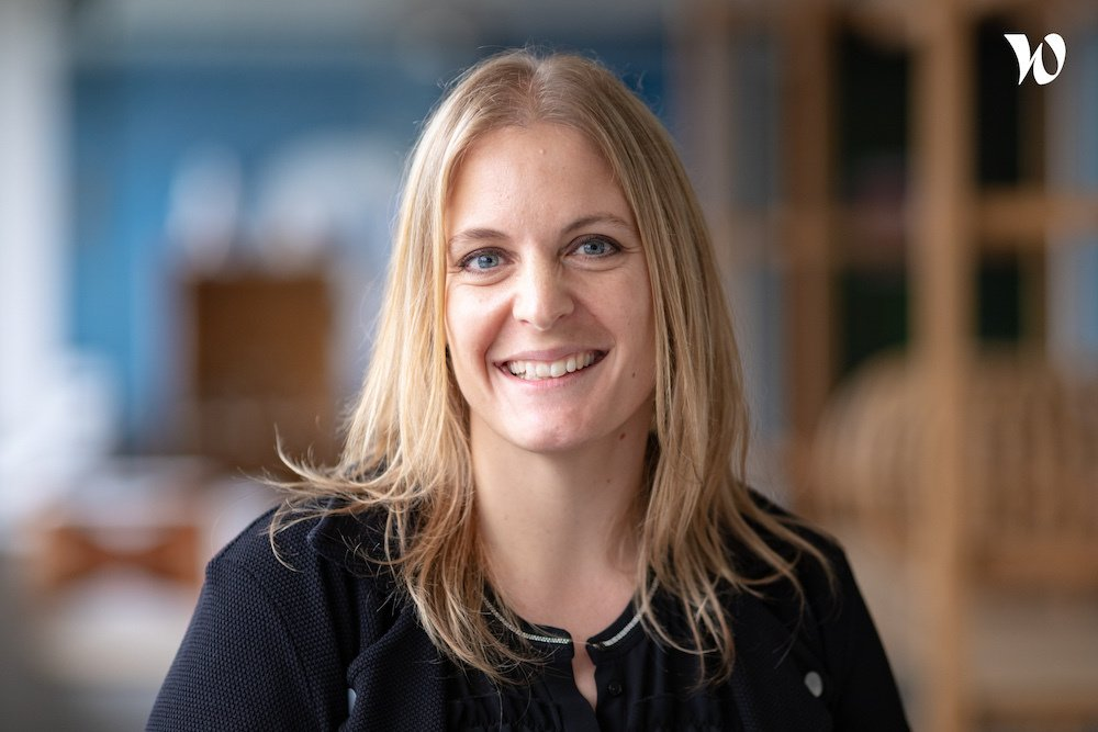 Rencontrez Cécile, Client Success Manager solutions tech - Happytal