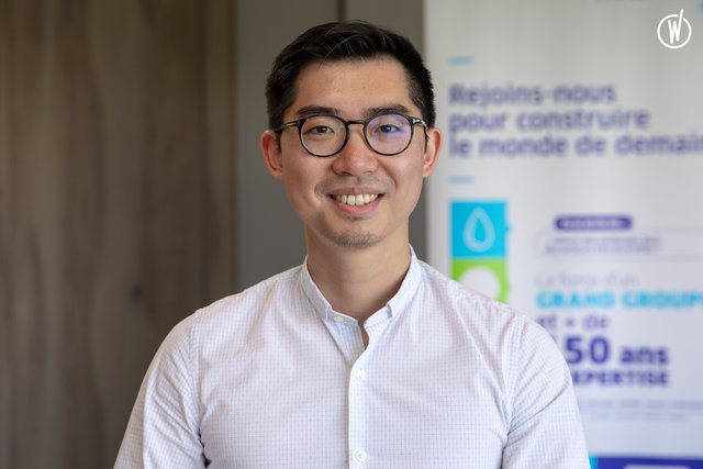 Rencontrez Peng, Chef de projet - ENGIE Groupe