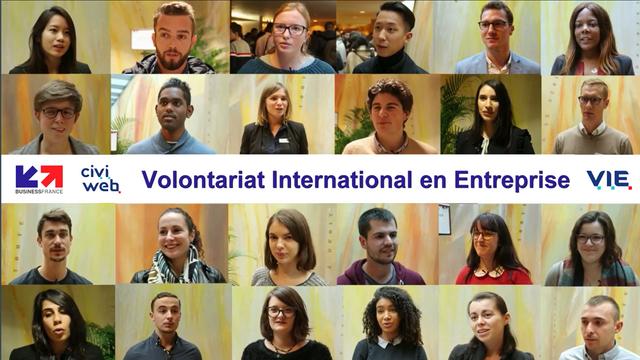 Témoignages de V.I.E avant leur départ - Volontariat International V.I.E/V.I.A