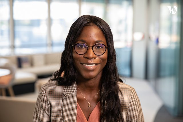 Rencontrez Aïcha, Data Engineer - Capgemini