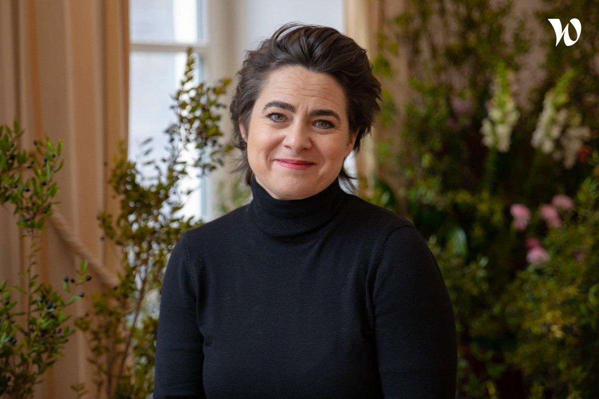 Rencontrez Hortense, CEO & co-founder - Fleurs d'Ici / WeTradeLocal.io