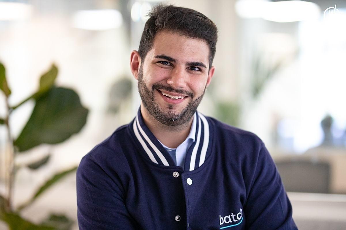 Rencontrez Milad, Key Account Manager - Batch