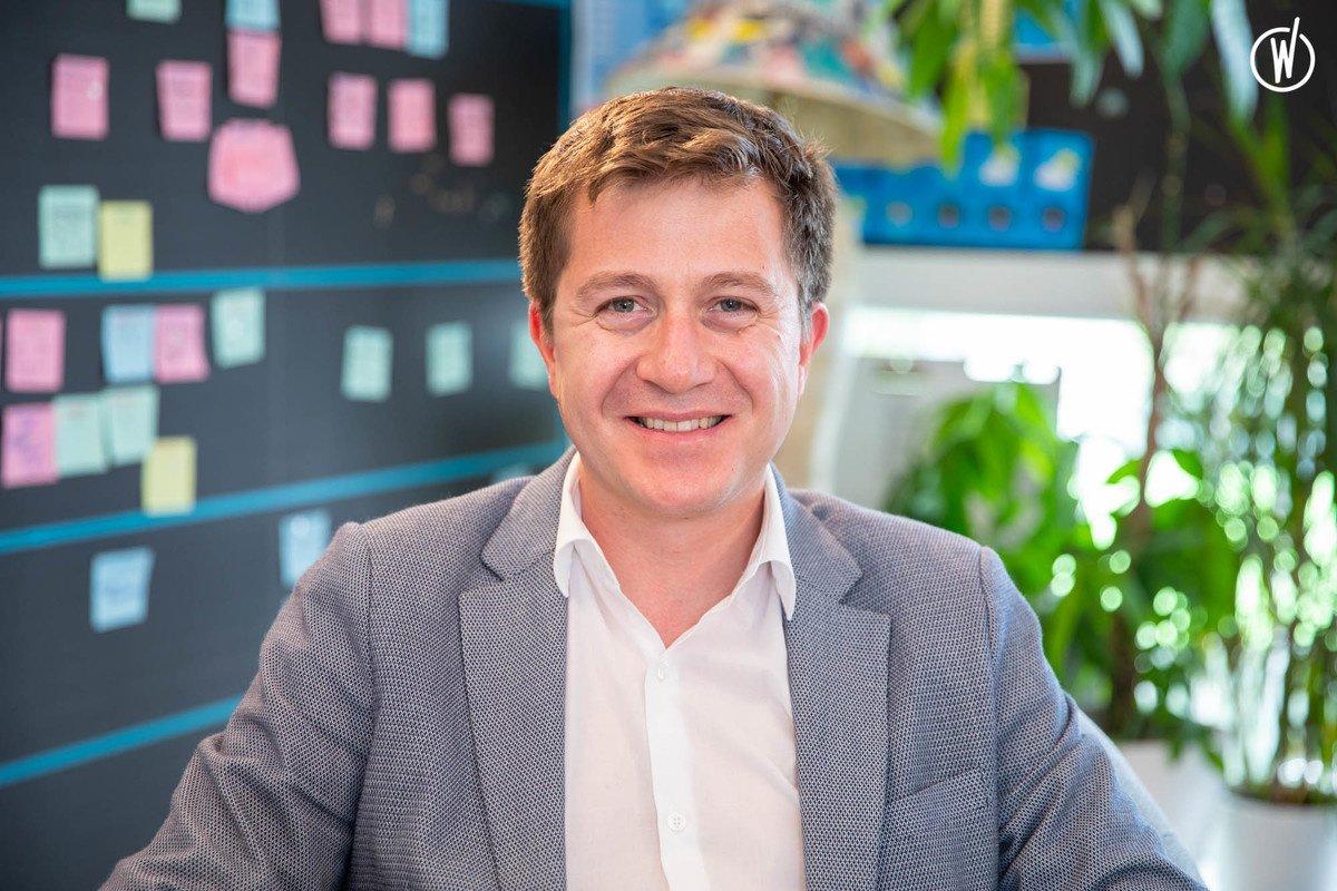 Rencontrez François-Emmanuel, CEO   - Quable