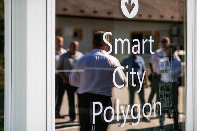Smart City Polygon - OMEXOM GA Energo