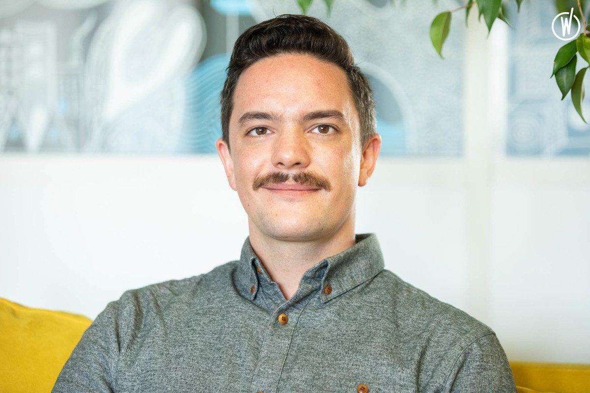 Rencontrez Romain, Product Director - Gutenberg Technology