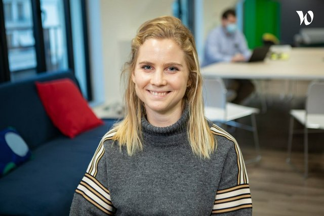 Rencontrez Helene, VP - Software Club
