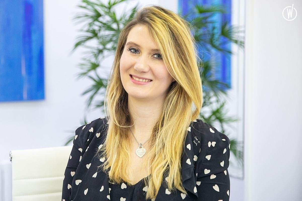 Rencontrez Isabelle , Happiness manager - Pandore