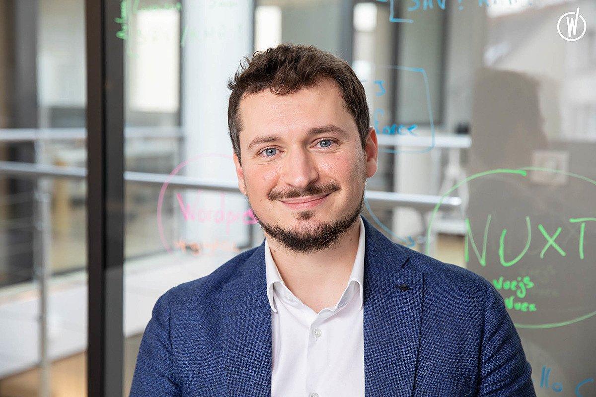 Rencontrez Grégoire, Fondateur de l'agence - KEOLIO