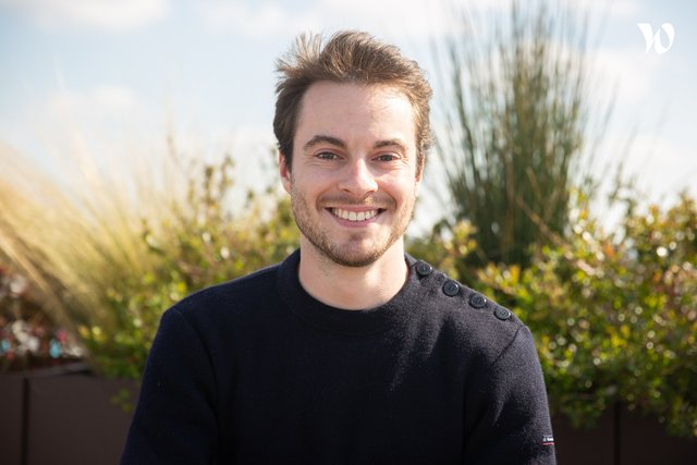 Rencontrez Joakim, Consultant CPQ:Billing - 2PACE