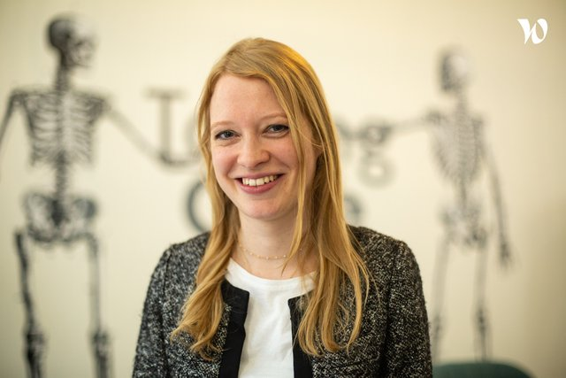 Meet Maria, Marketing Director - Teladoc Health France