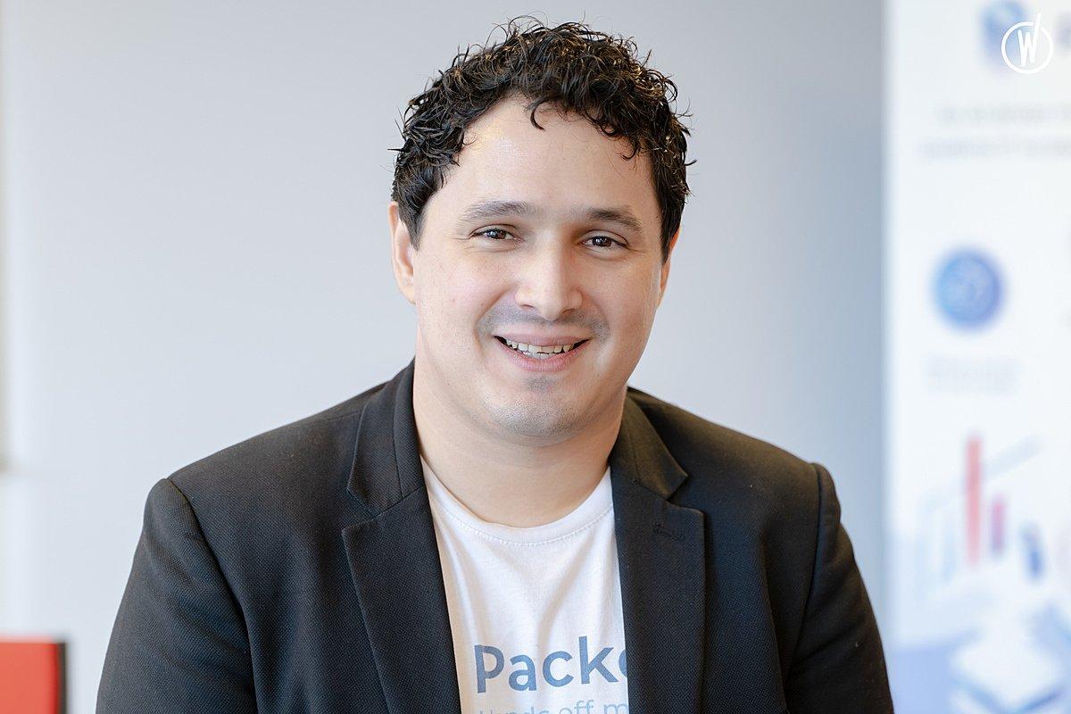 Meet Mehdi Aissani, Tech Lead - PacketAI