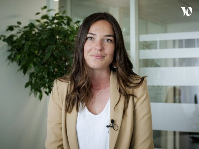 Rencontrez Eloïse, Responsable Recrutement - Study Technologies