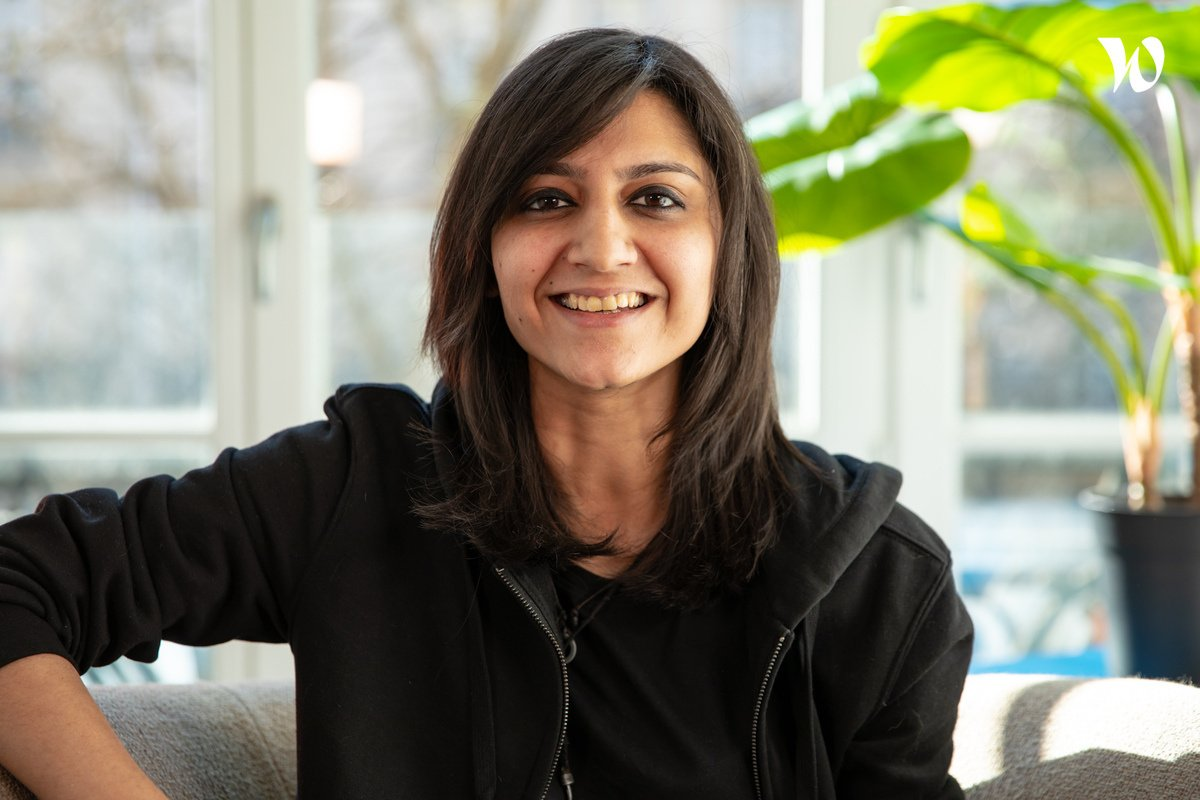 Rencontrez Kritika Sisodia, Project Manager - OCUS
