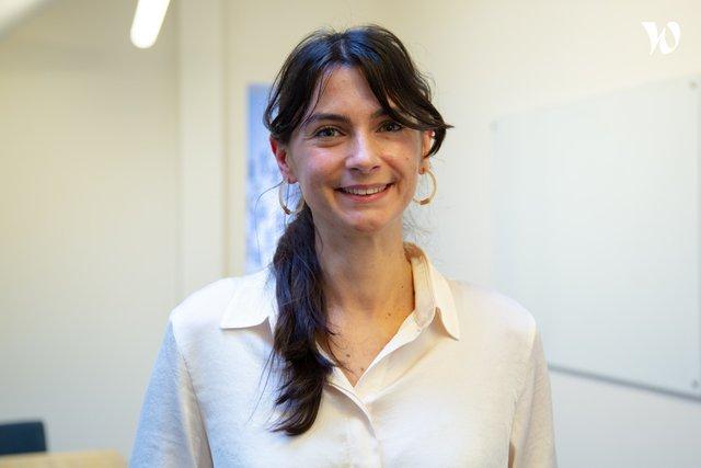 Rencontrez Eugénie, Consultante - Hector Advisory