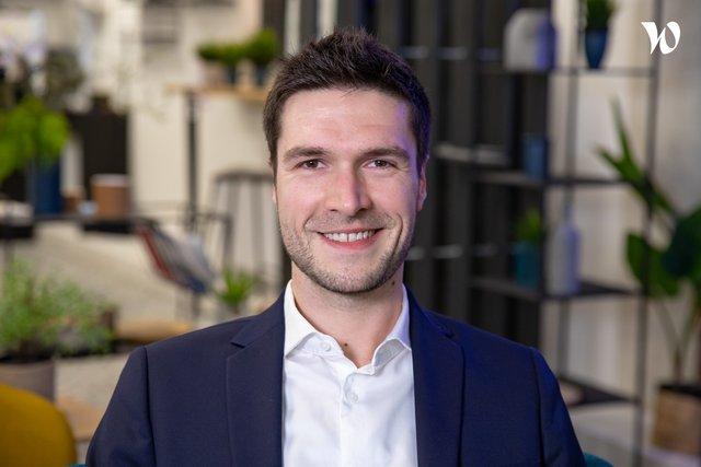 Rencontrez Hippolyte, Senior Consultant - Devoteam Management Consulting