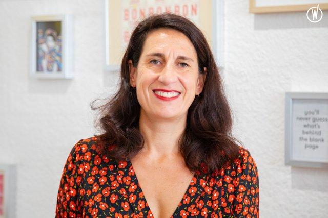 Découvrez Véronique, Directrice Associée Lyon - Monet + Associés