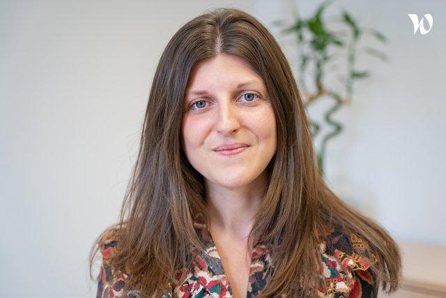 Rencontrez Marine, Senior Consultante - Events manager - Datavalue Strategy